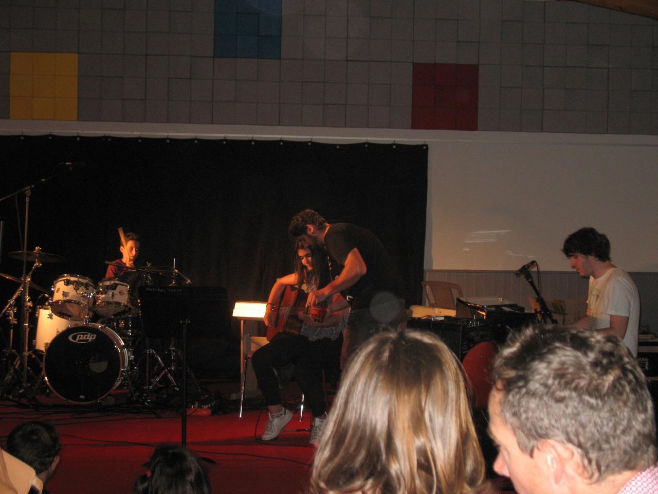 Michael , Baptiste , Clara , Cédric L