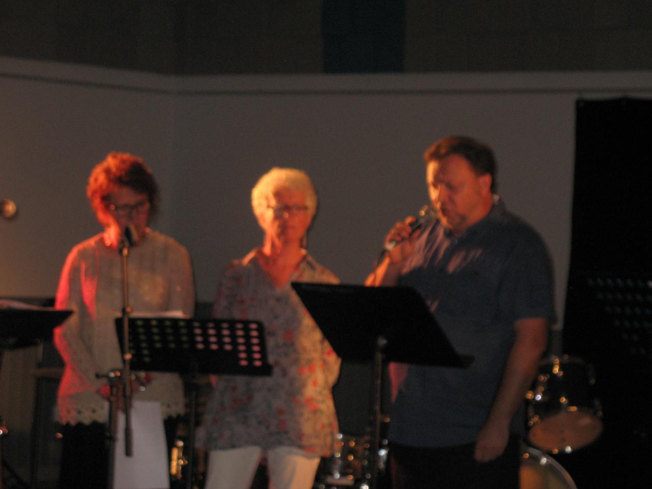 Michele , Josette , Michel