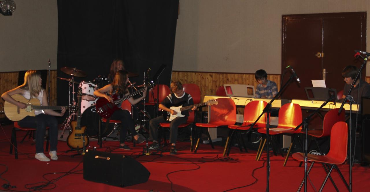 4.1- Ensemble Junior