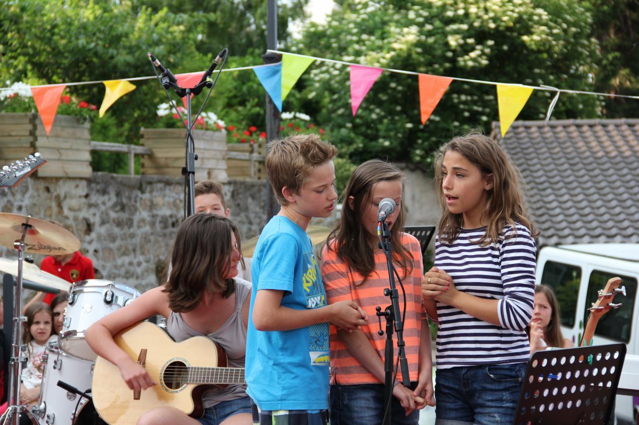 Solfège 3 qui chante Greenday